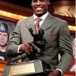 Cam Newton wins the Heisman Trophy