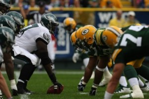 Green Bay Packers vs Philadelphia Eagles