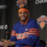 Atlanta Hawks Stink, Melo is not that good, and Williams is better
