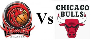 atlanta hawks vs chicago bulls