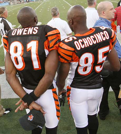 Owens and Ochocinco